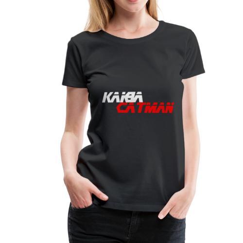 KaibaCatman - Frauen Premium T-Shirt