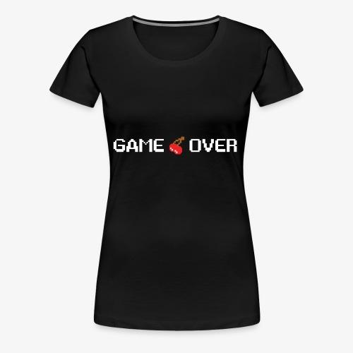 Game Over - Women's Premium T-Shirt