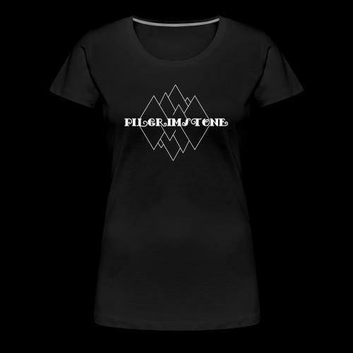 Pilgrimstone Logo I - Frauen Premium T-Shirt