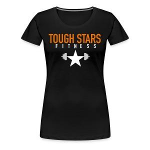 Tough Stars - Women's Premium T-Shirt