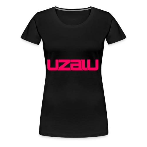 uzalu - Pink - Women's Premium T-Shirt