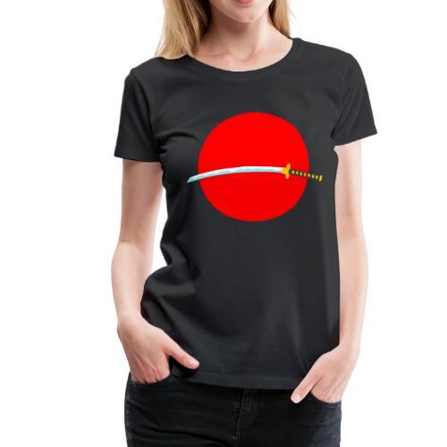 KATANA - T-shirt Premium Femme