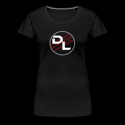 DriftLords Logo - Women's Premium T-Shirt