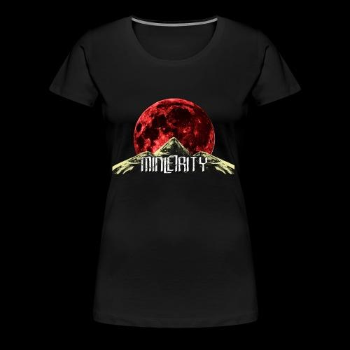 Blood Moon - T-shirt Premium Femme