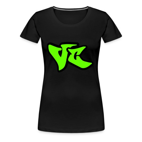 VC LOGO - Women's Premium T-Shirt