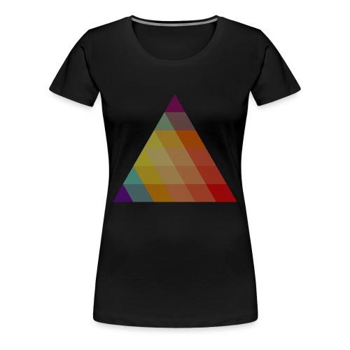 TRAINGLOR - T-shirt Premium Femme