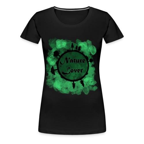 Naturliebhaber - Frauen Premium T-Shirt