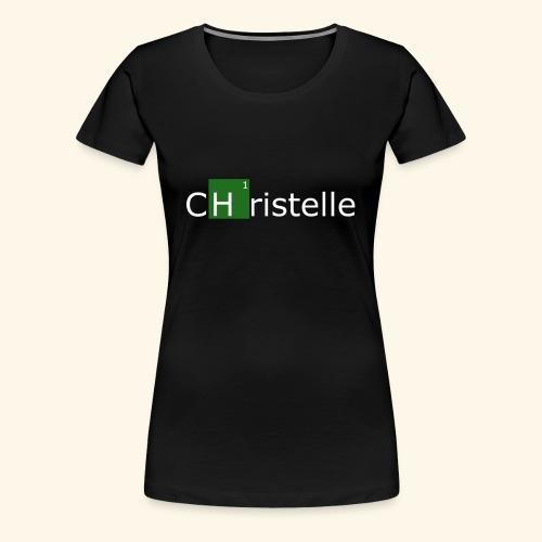 christelle - T-shirt Premium Femme