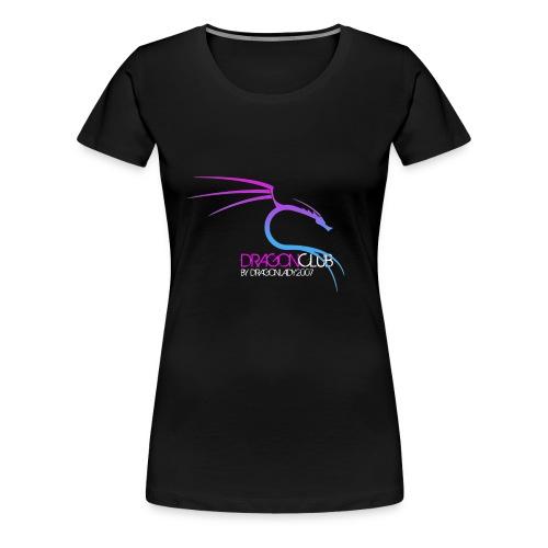 DragonClub by DragonLady2007 - Frauen Premium T-Shirt