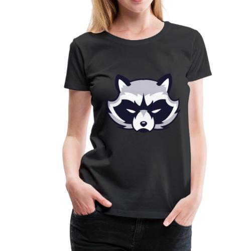 Waschbär - Frauen Premium T-Shirt
