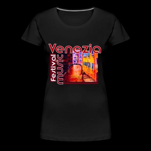 Venezia Festival Music - Frauen Premium T-Shirt