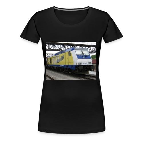 BR246 IM Metronom Design - Frauen Premium T-Shirt