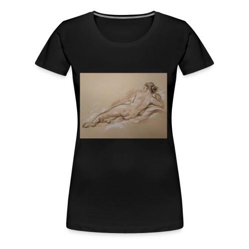 Frauenkörper - Frauen Premium T-Shirt