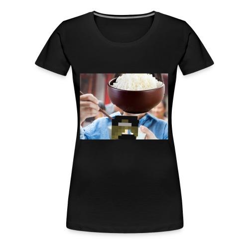 Reis für Reis - Frauen Premium T-Shirt