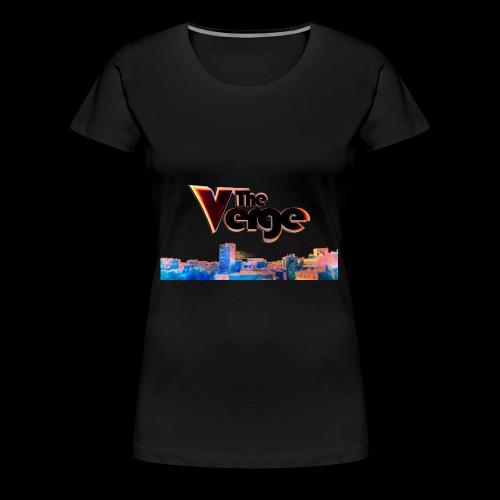 The Verge Gob. - T-shirt Premium Femme