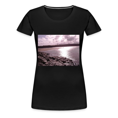 see side highied - Women's Premium T-Shirt