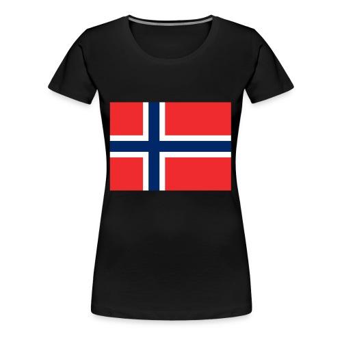 DixieMertch - Premium T-skjorte for kvinner