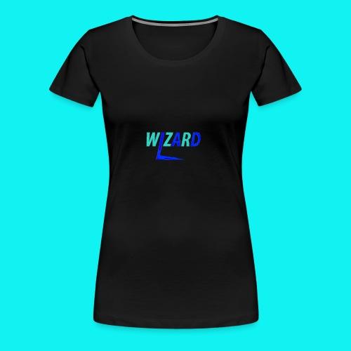 Wizard Williams Merch - Women's Premium T-Shirt