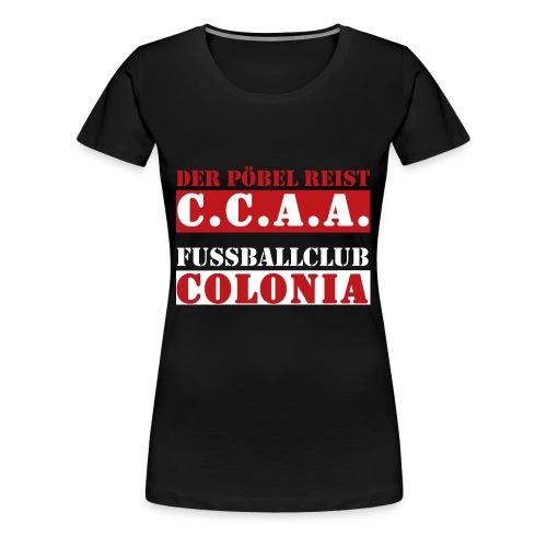 CCAA - Frauen Premium T-Shirt