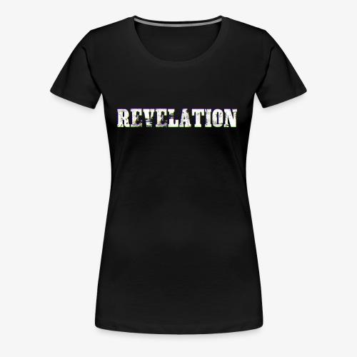 Revelation Movie Title - Women's Premium T-Shirt