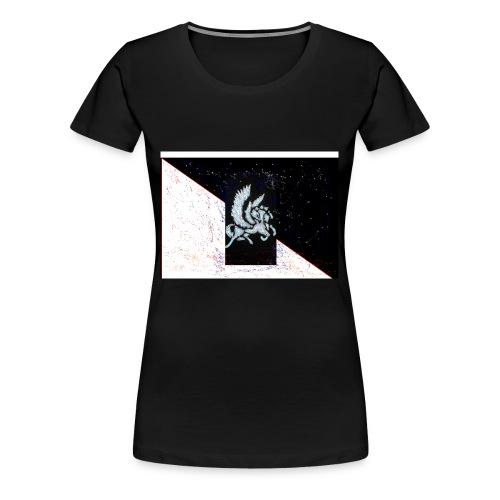 pegaso - Maglietta Premium da donna