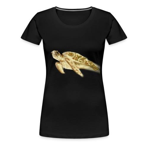 Explorer Turtle - Frauen Premium T-Shirt