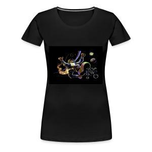 Van Allen - Women's Premium T-Shirt