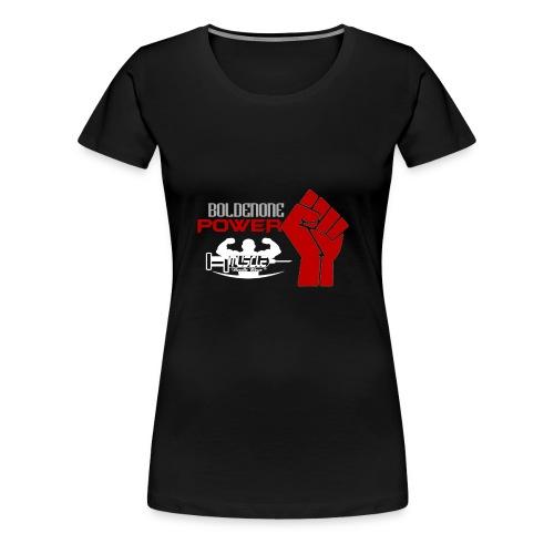 Boldenon Label - Women's Premium T-Shirt