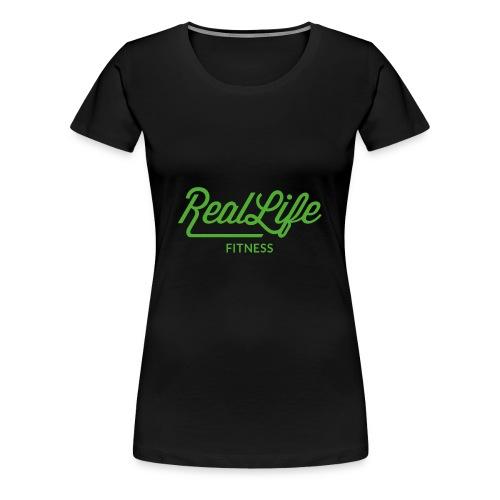 RLF Script - Women's Premium T-Shirt