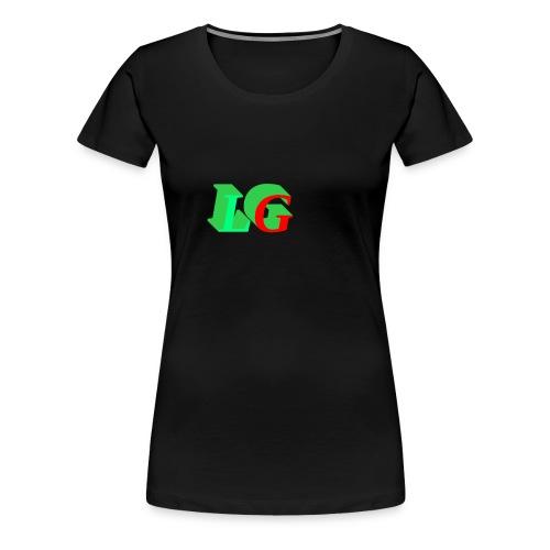 LegendryGamer - Women's Premium T-Shirt