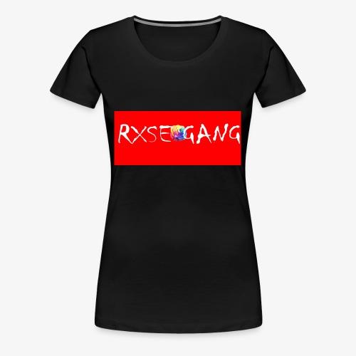 RXSE GANG - Premium T-skjorte for kvinner