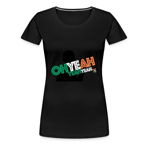 BarryShadow0hyeah - Women's Premium T-Shirt