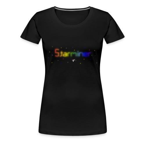 Starminer - Women's Premium T-Shirt