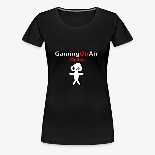 Goa Glitch Figur - Frauen Premium T-Shirt