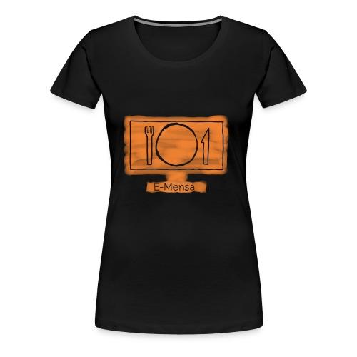 E Mensa - Frauen Premium T-Shirt