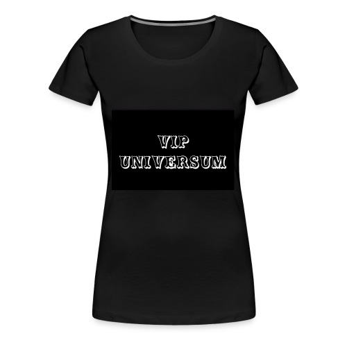 Universum - Frauen Premium T-Shirt