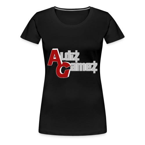AldizGamez - Vrouwen Premium T-shirt