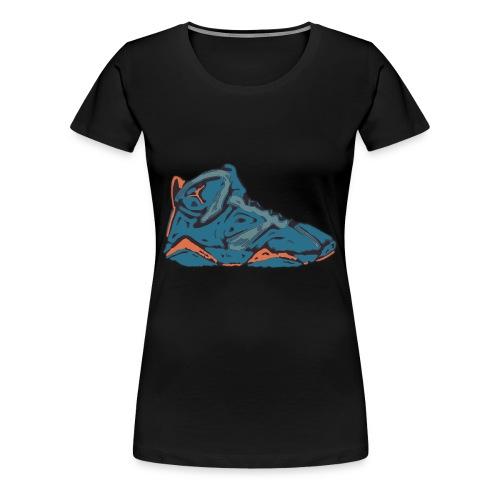 777 - T-shirt Premium Femme