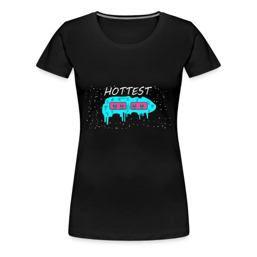 Aliens t-shirt , tee , shirt ( HOTTEST ) - Camiseta premium mujer