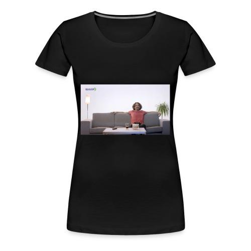 Elkjøp-Daniel - Premium T-skjorte for kvinner