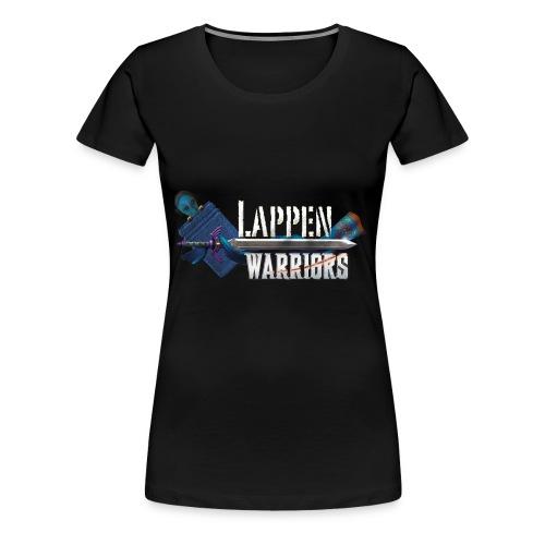 Lappen Warriors Banner (sexy boiiiiiiiiiiiiiis af) - Frauen Premium T-Shirt