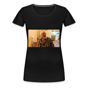Angry Grandpa - Premium T-skjorte for kvinner