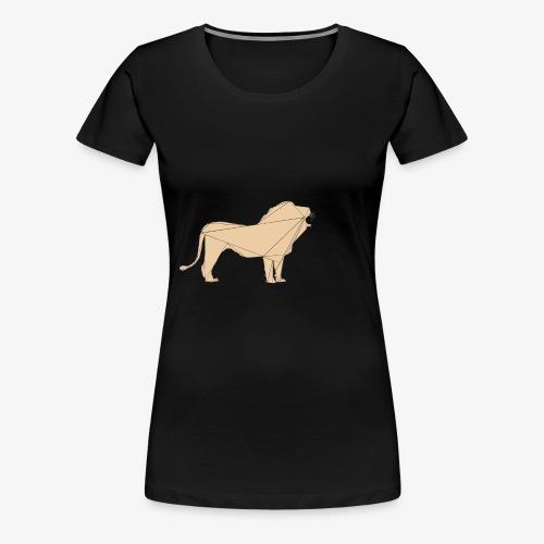 polyLion - Frauen Premium T-Shirt