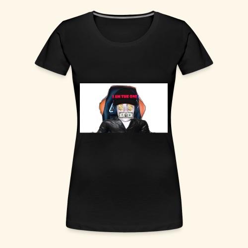 I am the one! - Premium T-skjorte for kvinner