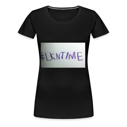 Lkn time - Frauen Premium T-Shirt