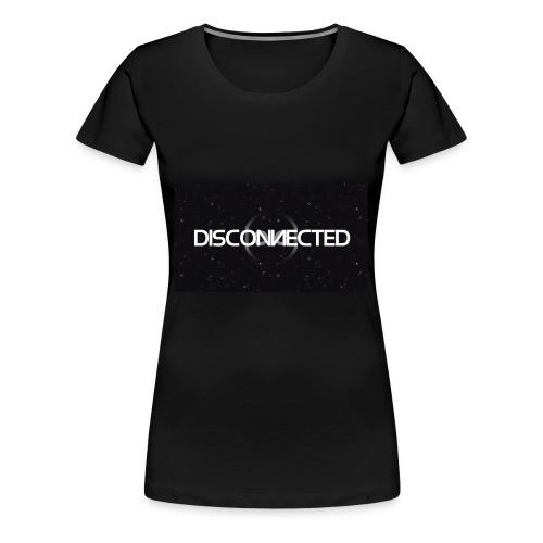 Disconnected Full name - Vrouwen Premium T-shirt
