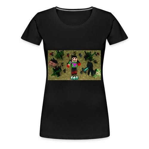 rebbeozelot19 Happy OcMalte01 T-Shirt - Women's Premium T-Shirt