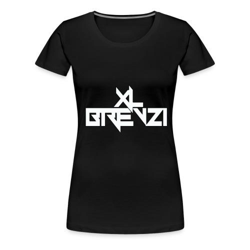 xl brevzii - Vrouwen Premium T-shirt