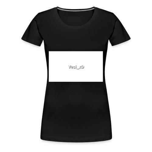 vesi_xd - Frauen Premium T-Shirt