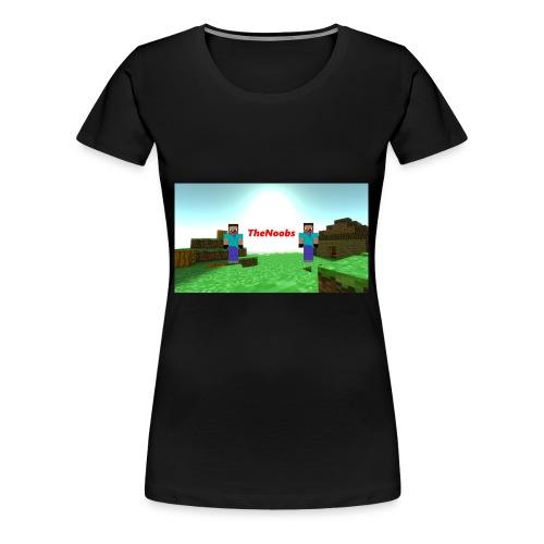 Klær - Premium T-skjorte for kvinner